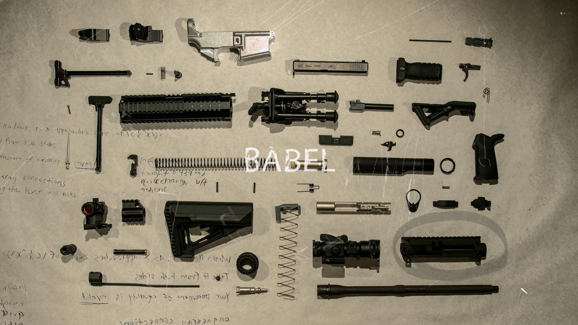 Joyce Ha - Motion Designer + Illustrator Main Title: Babel